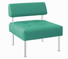 Крісло OFFICE ACW для зон відпочинку і очікування.