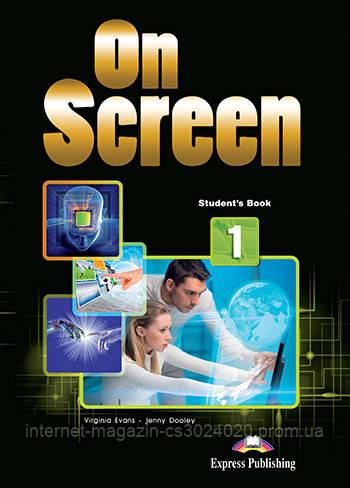 ON SCREEN 1 STUDENT'S BOOK (INTERNATIONAL) ISBN: 9781471534751