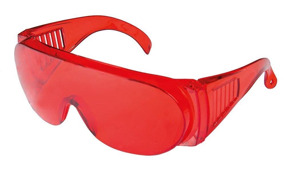 Очки защитные UV525 от УФ-излучения для работы с фотополимерной лампой , Украина