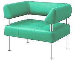 Крісло OFFICE AC для зон відпочинку і очікування.