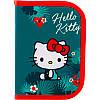 Пенал 1 відділ 1 відворот 621 Hello Kitty Kite
