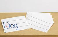 Многоразовые листы для письма - 1 шт. Линейка. Edx Education