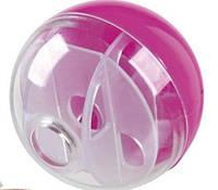Мяч-кормушка для котят и щенков Trixie (мяч для корма)