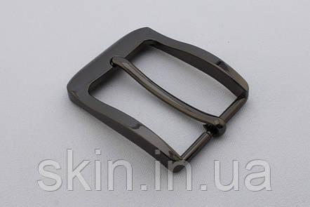 Пряжка ременная, ширина - 35 мм, цвет - черный, артикул СК 5350, фото 2