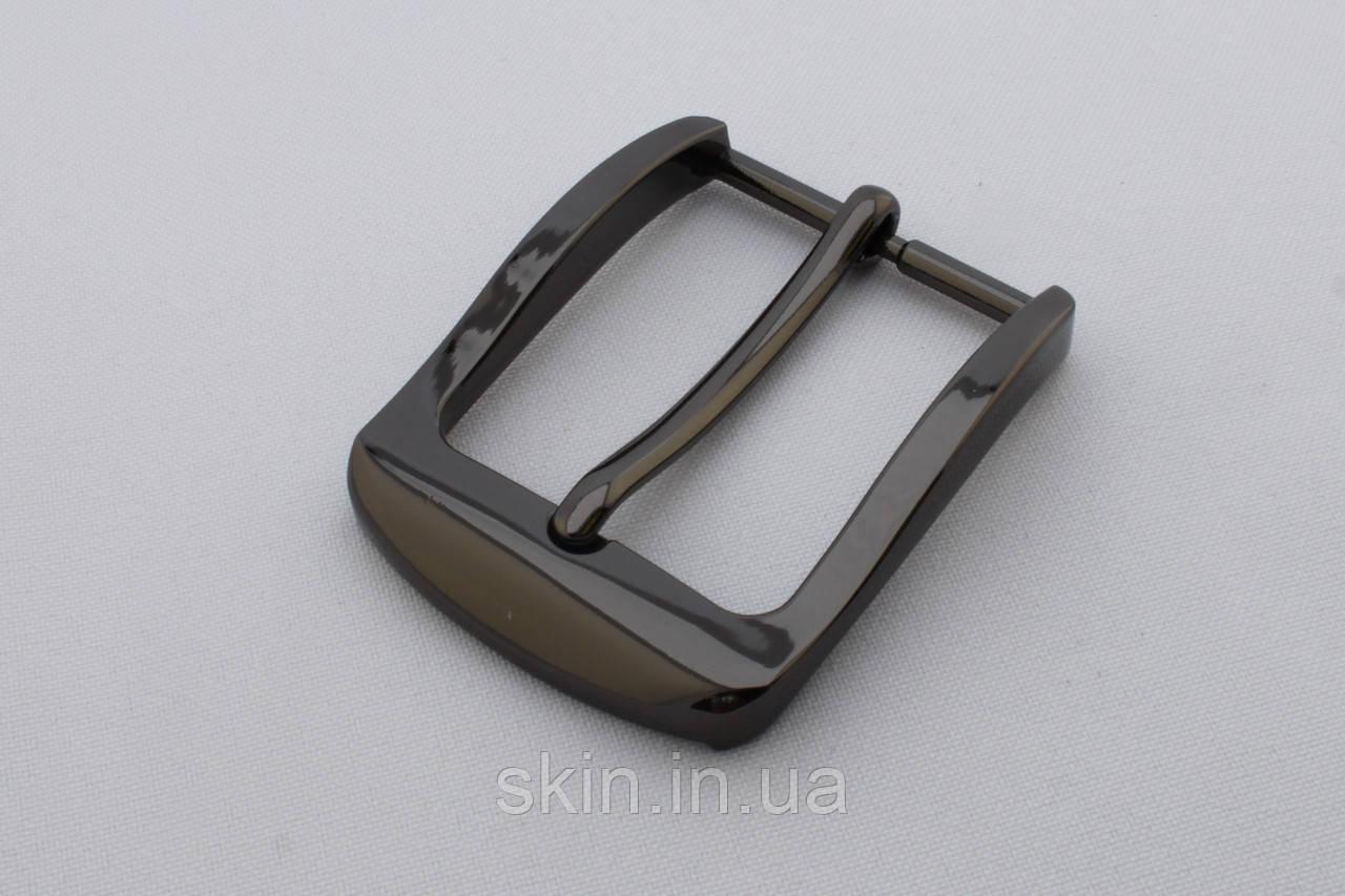 Пряжка ременная, ширина - 35 мм, цвет - черный, артикул СК 5350