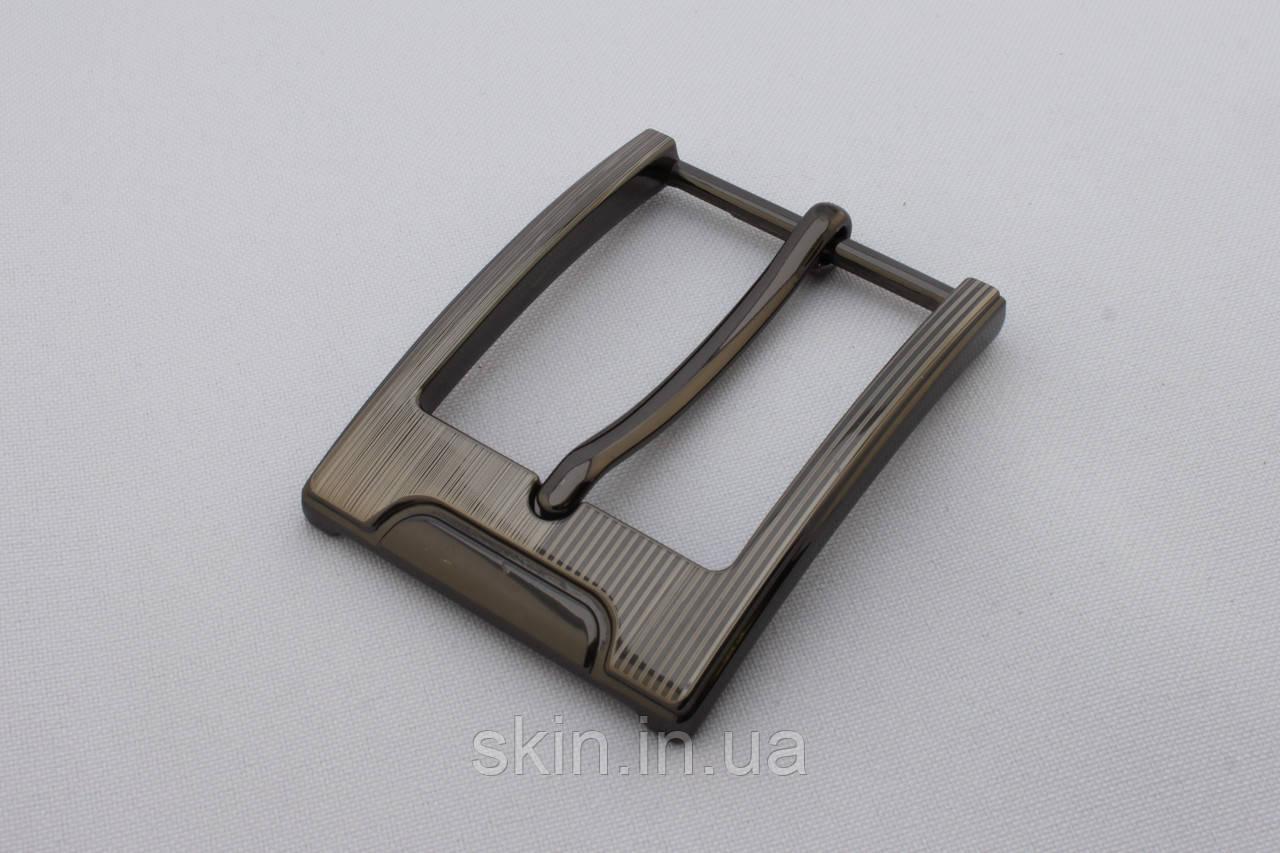 Пряжка ременная, ширина - 35 мм, цвет - сатен, артикул СК 5351