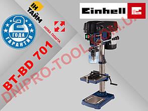 Настільний свердлильний верстат Einhell BT-BD 701 (Німеччина) (4250590), фото 2