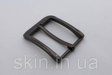 Пряжка ремінна, ширина - 35 мм, колір - чорний, артикул СК 5353, фото 2