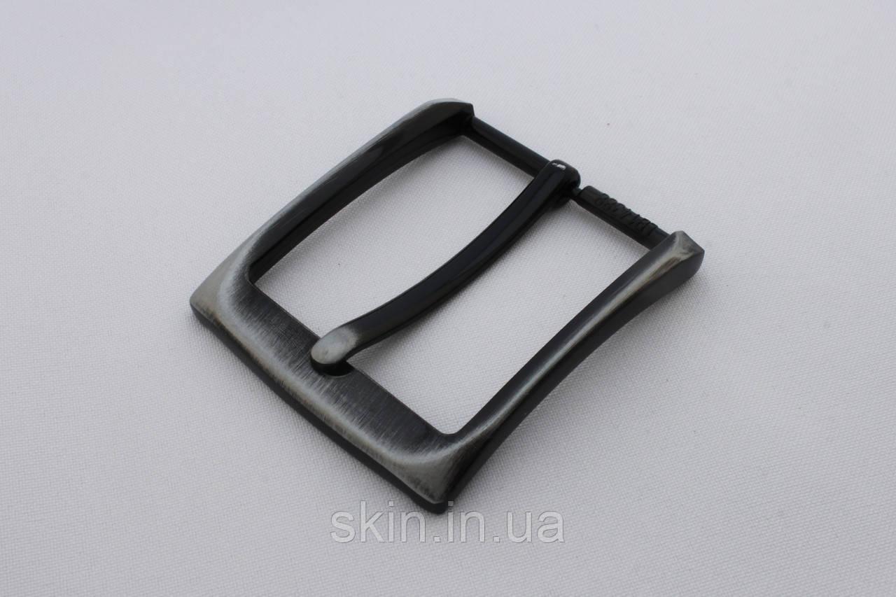 Пряжка ременная, ширина - 45 мм, цвет - черный, артикул СК 5363