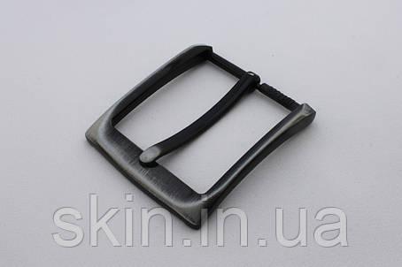 Пряжка ременная, ширина - 45 мм, цвет - черный, артикул СК 5363, фото 2
