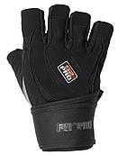Перчатки для тяжелой атлетики Power System S2 Pro FP-04 Black S