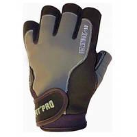 Перчатки для тяжелой атлетики Power System V1 Pro FP-05 XL, фото 1
