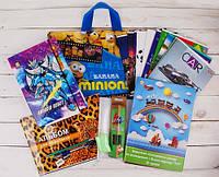 Набор подарочный для мальчика (пакет Миньоны)
