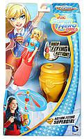 Кукла Летающая Супердевушка DC Super Hero Girls Super Girl Slingshot DRH14, фото 1