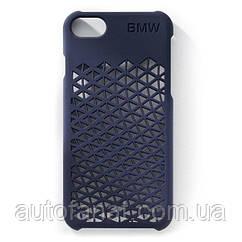 Оригинальный чехол BMW для iPhone 7/8, Blue (80212454644)