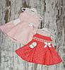 Оптом Платье нарядное для девочек 2-4 лет Турция., фото 2