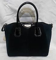 Стильная  замшевая сумка., фото 1