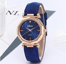 Женские часы синие
