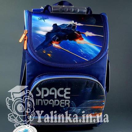 41538a139b3b Ранец школьный каркасный Kite Education Space trip K19-501S-10, фото 2