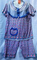 Жіноча сорочка піжама (р-ри 46-54) оптом зі складу в Одесі.