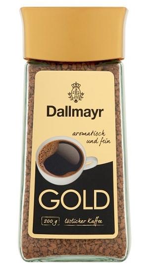 Кава розчинна Dallmayr Gold 100% arabica 200 г