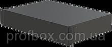 Корпус металевий Rack 2U, модель MB-2310SP (Ш483(432) Г312 В88) чорний, RAL9005(Black textured)