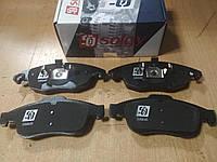 """Колодки тормозные передние CITROEN BERLINGO 2005>, PEUGEOT PARTNER 2008> """"SOLGY"""" 209045 - Испания, фото 1"""