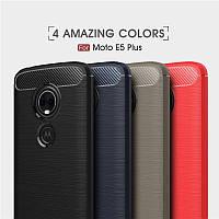 TPU чехол Urban для Motorola Moto E5 Plus