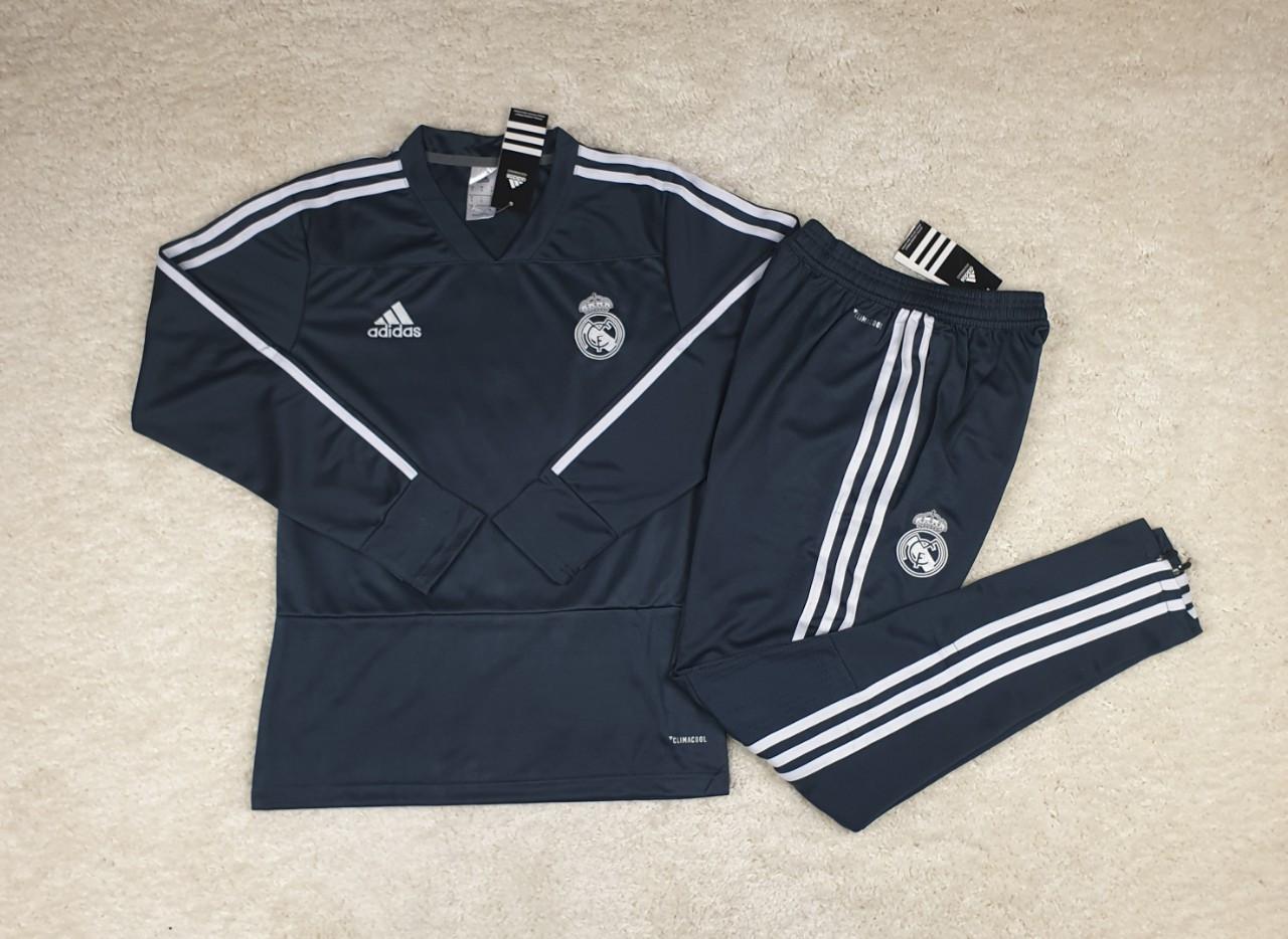 Тренировочный костюм Real Madrid 2018-19
