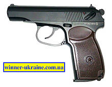 Пневматический пистолет KWC PM MAKAROV FULL METAL