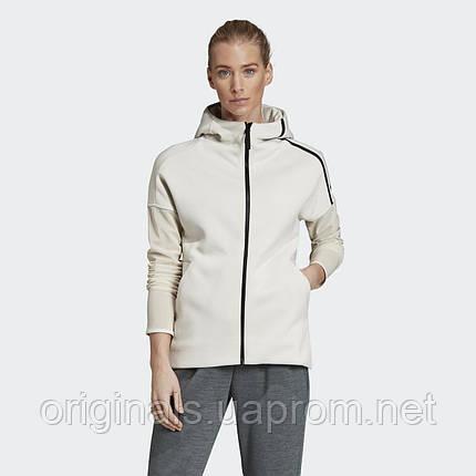 Женская толстовка Adidas Z.N.E. Fast-Release Mesh DP3886  , фото 2