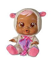 Інтерактивна лялька пупс Cry Babies Плакса Ламмі, фото 1