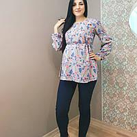 Блуза для беременных и кормящих, фото 1