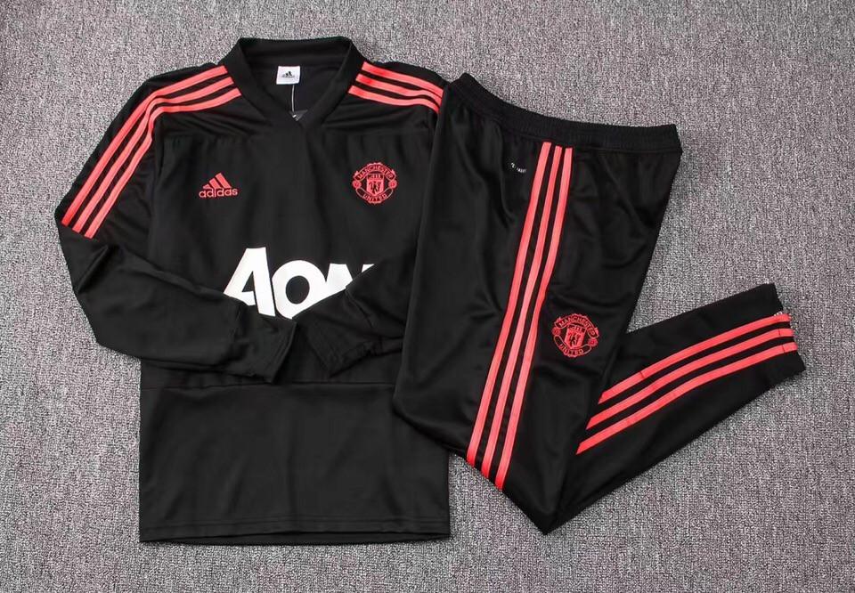 Тренувальний костюм Manchester United 2018-19