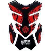 Наклейка на бак NB-4 Yamaha Team Red VIP качество