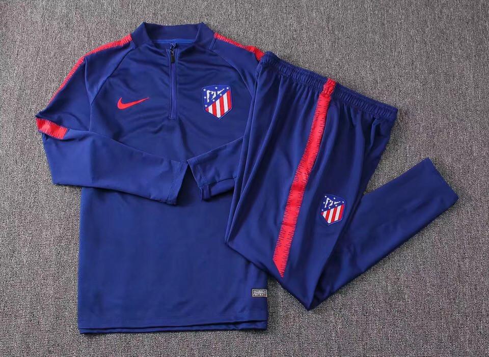 Тренировочный костюм Atletico Madrid 2018-19