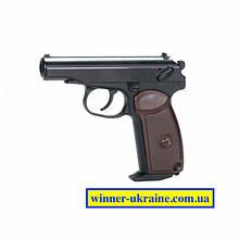Пневматический пистолет KWC Makarov Blowback (Cybergun KMB-44AHN)