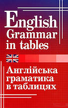 Англійська граматика в таблицях. Кузнєцова Оксана