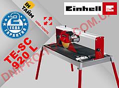 Камнерез электрический Einhell TE-SC 920 L Плиткорез Каменерез (4301432)