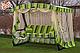 Гойдалка садова Соляріс Стандарт (розкладна), фото 6