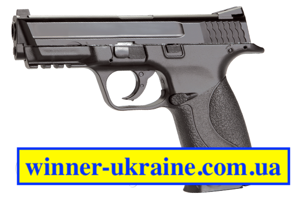 Пневматический пистолет KWC KM48 (Smith&Wesson M&P)