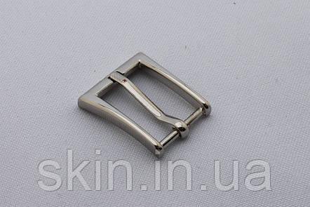 Пряжка ременная, ширина - 15 мм, цвет - никель, артикул СК 5332, фото 2