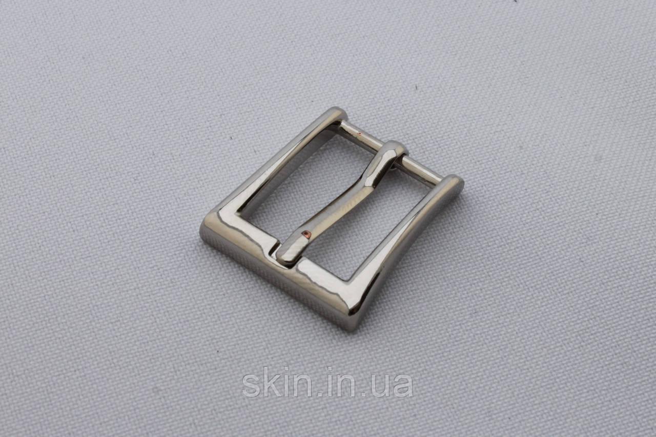 Пряжка ременная, ширина - 15 мм, цвет - никель, артикул СК 5332