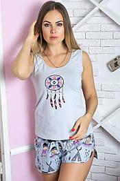 Майка + шорты MiaNaGreen П011 Индейцы