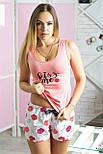 Майка + шорты П001 Губки, фото 2