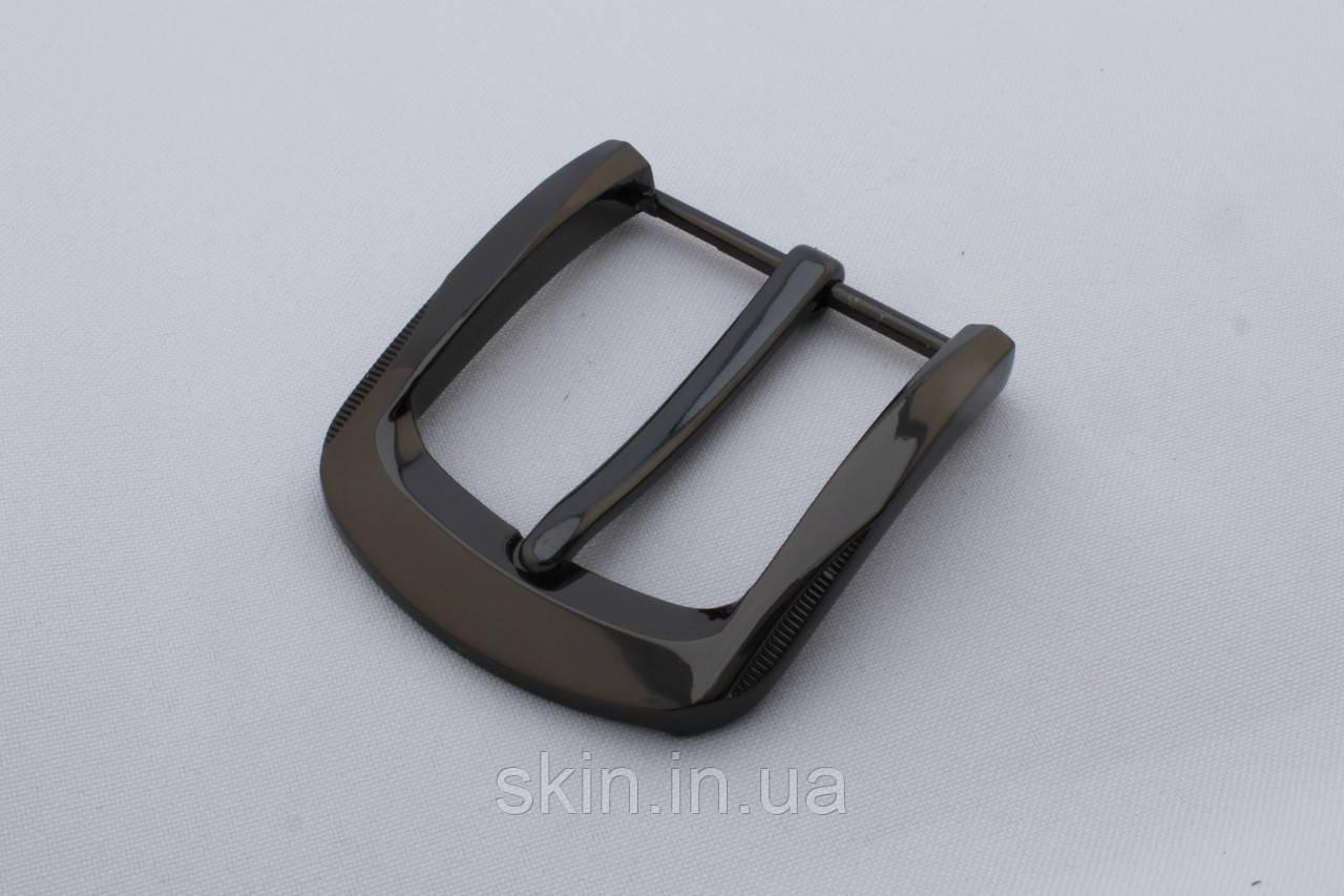 Пряжка ременная, ширина - 40 мм, цвет - черный, артикул СК 5342