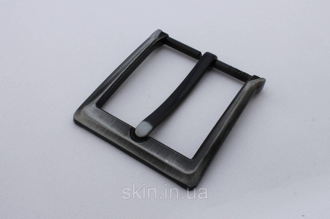 Пряжка ременная, ширина - 45 мм, цвет - черный, артикул СК 5346