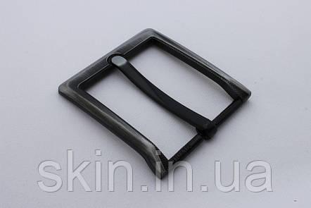 Пряжка ременная, ширина - 45 мм, цвет - черный, артикул СК 5346, фото 2