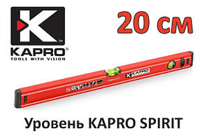 Уровень строительный KAPRO SPIRIT 20см