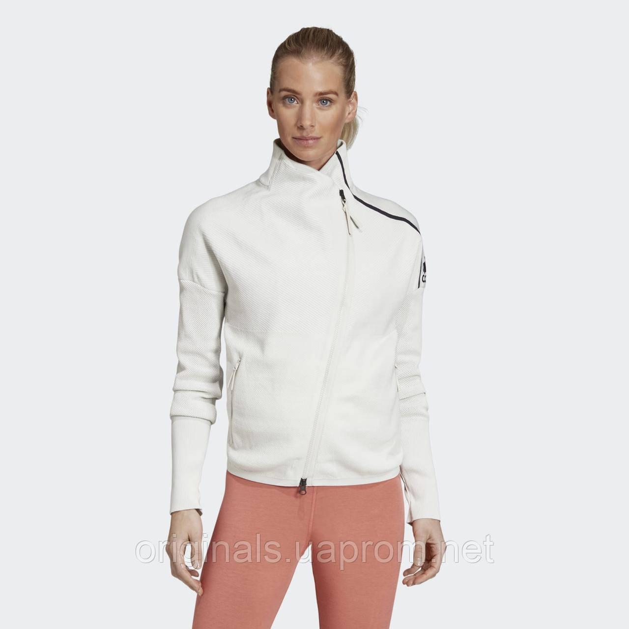 Джемпер женский adidas Z.N.E. Heartracer DP9202